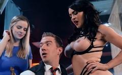 Brazzers - Krissy Lynn, Danny D - One Sneaky Stripper